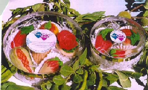 Frutos de Am�ndoa - traditional sweetmeats from Algarve